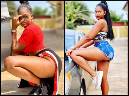 See Lovely Pictures Of Ghanaian Lady Who Is A Carpenter