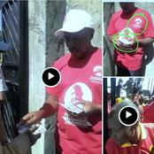 Uproar as Video of Jubilee MP Giving Out Money in Campaign Goes Viral