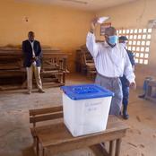 Législatives à Yamoussoukro /Gnrangbé Jean, après son vote : « Je pense que le Pdci-Rda va gagner »