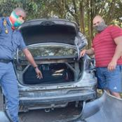 Illegal Foreigners arrested with illicit drugs with R3.6 million street value
