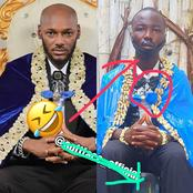 """When A Village Boy Dresses Like '2Face' For The First Time"" - Checkout This 15 Images For Fun"