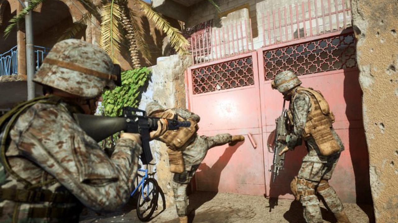 Controversial tactical shooter Six Days In Fallujah returns after 11-year hiatus