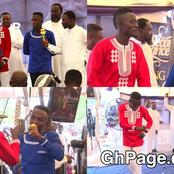 Throwback photos of Prophet unites Kwadwo Nkansah Lilwin & Odehyieba; performs together At