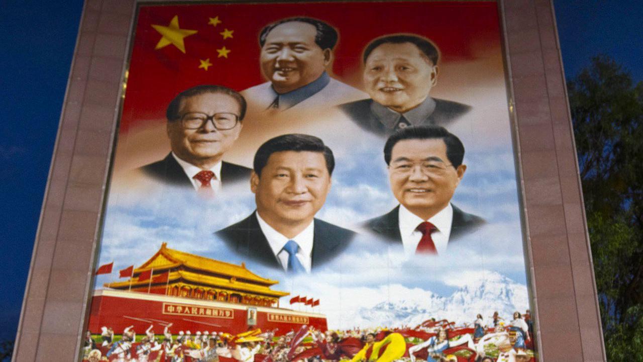"70. Jahrestag der ""Befreiung"": Xi Jinping in Tibet"