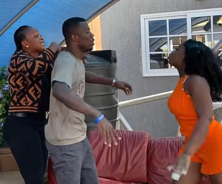 Shugatit warns Bernice Asare to stay away from her man