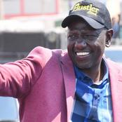 Crowd Cheers as DP Ruto Reveals Business He Was Doing as a 'Hustler' During Meru Visit