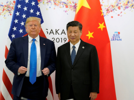 Can USA say any positive thing about China?