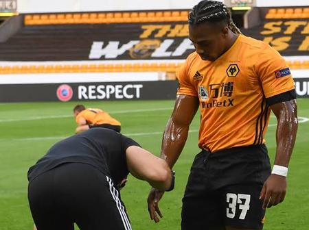 Check out the footballer who would rub baby oil on his body, before going into the meaning of pitch.