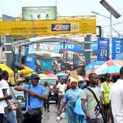 Take A Look At Some Markets In Lagos State and Their Year of Commission