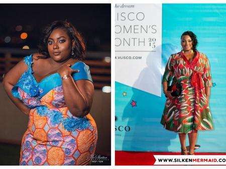 Photos: Between Adjoa Akuoko-Sarpong and Salormey Kokui, Who Has The Beautiful Plus Size Stature?
