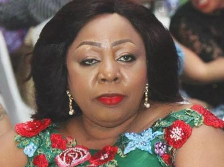 Former Presidential Adviser On Her Knees, Cries As She Begs Rampaging Youths To Stop Looting [VIDEO]