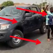 Mixed Reactions As DSS Allegedly Attempt To Arrest Sunday Igboho Along Lagos-Ibadan Expressway