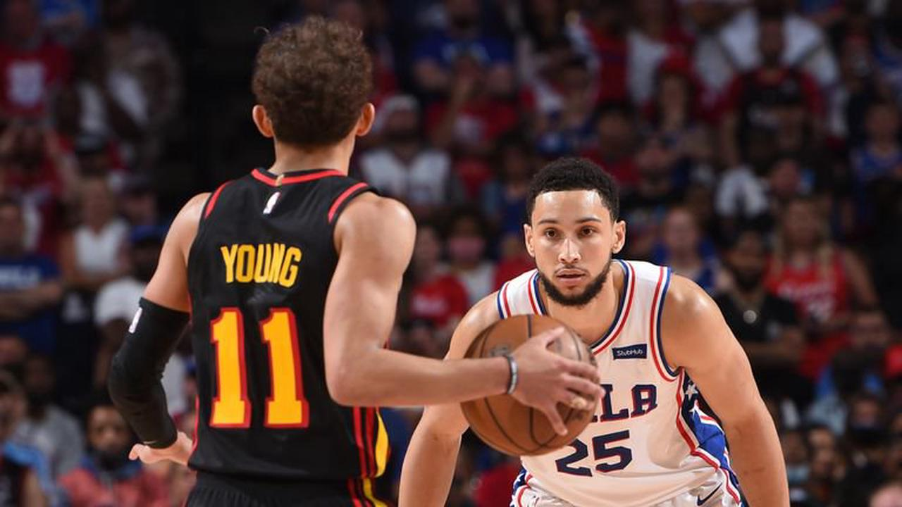 Trae Young shows Ben Simmons the value of supreme confidence as Hawks defeat Sixers in Game 7