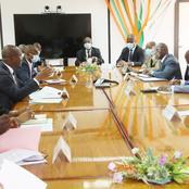 Adéquation formation-emploi au cœur des échanges entre  Adama DIAWARA et Mamadou TOURE