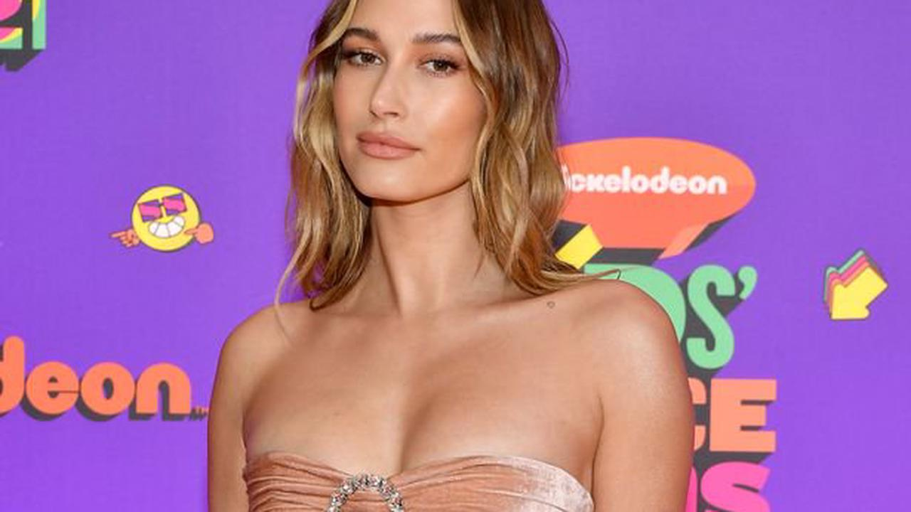 Hailey Bieber 'trying to do better' after hostess branded her 'not nice'