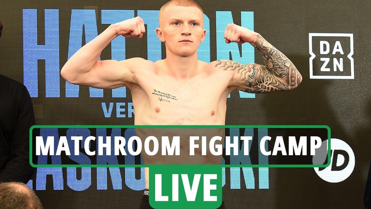 Xu Can vs Leigh Wood Matchroom Fight Camp LIVE RESULTS: DAZN stream, TV, ring walks – Billam-Smith vs McCarthy on NOW