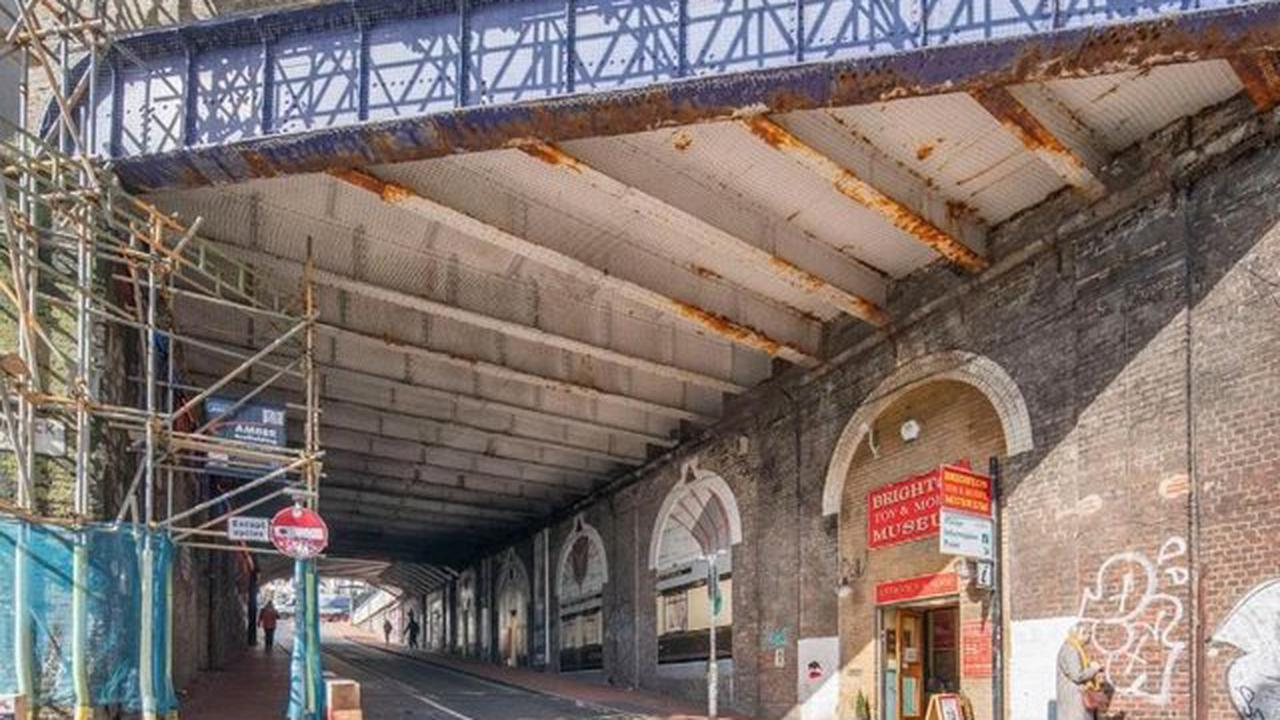 Plans to bring 'light and life' to gloomy underpass near Brighton station
