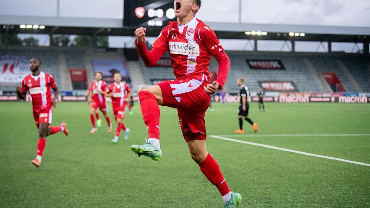 3:0 gegen Yverdon – Thun gewinnt auch zweites Spiel
