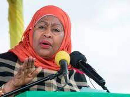 President Suluhu Turns Around Magufuli's Orders On Closed Accounts Of Prominent Business People