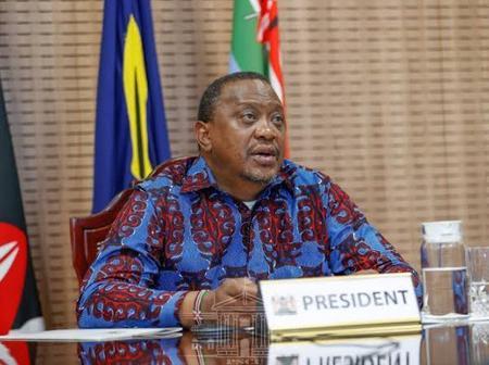 [Screenshots & Video] Itumbi's Alleged Revelations of How Uhuru's Insiders Plans to Extend his Term