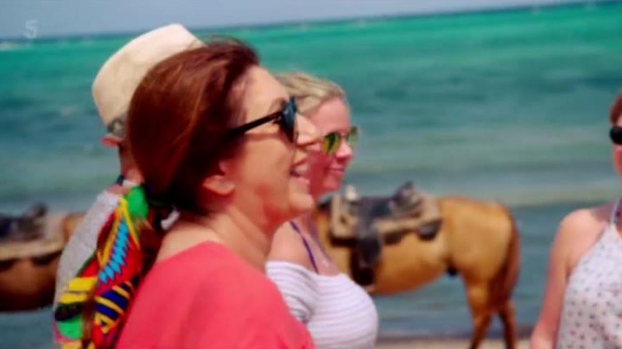 Jane McDonald forced to 'fight her fears' after Cruising filming twist 'I didn't know!'