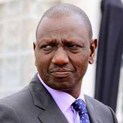 Netizens Criticize Deputy President William Ruto Over his Event in Kitale