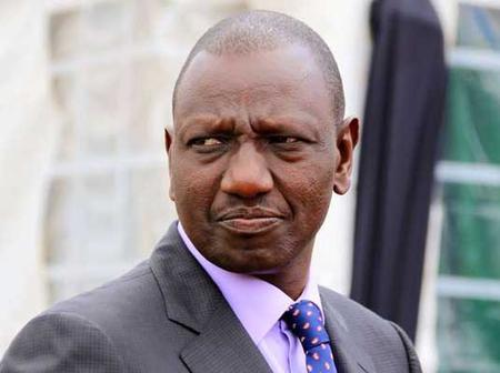 Netizens Criticize Deputy President William Ruto Over his Event in Kitale