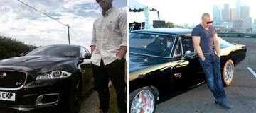 Jason Statham Vs Vin Diesel: Who Has The Better Cars