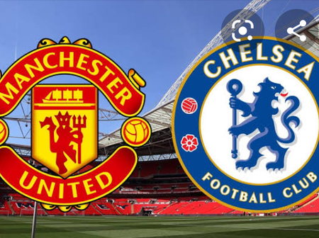 OPINION: 2 Reasons Why Chelsea Will Beat Manchester United 3 Goals To Nothing This Weekend.