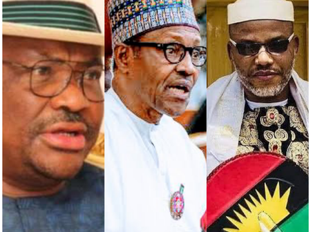 Today's Headlines: Rivers Police Sends Strong Message To IPOB, Buhari Mourns Miyetti Leaders