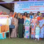 Marahoué/  Bakayoko Ly Ramata : « Vous êtes les reines du vivrier et ADO compte sur vous ! »