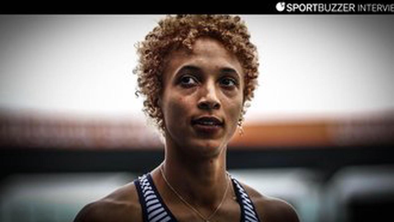 Weitsprung-Favoritin Malaika Mihambo über Gold-Hoffnungen, ihre Form und den Medaillen-Druck