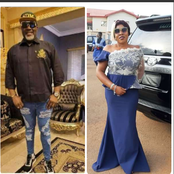 More about Dino Melaye revealed as a Nigerian lady questions his dressing.