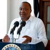 President Uhuru Kenyatta Says They Will Give The Way Forward With Covid-19 Guidelines Soon