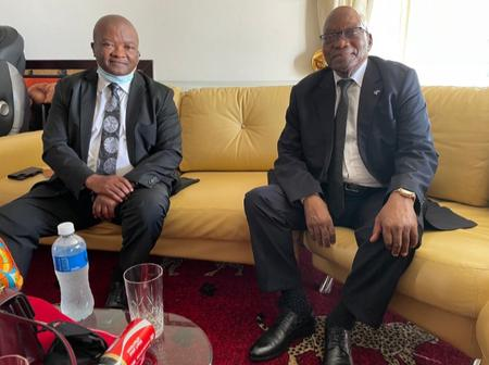 Bantu Holomisa Got A Cold Response From Zuma After He Asked Him About The Commission