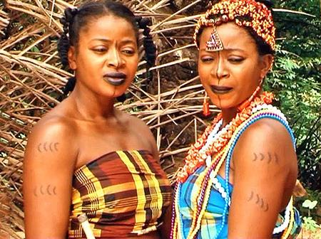 Remember This Nollywood Twins? See Their Recent Looks