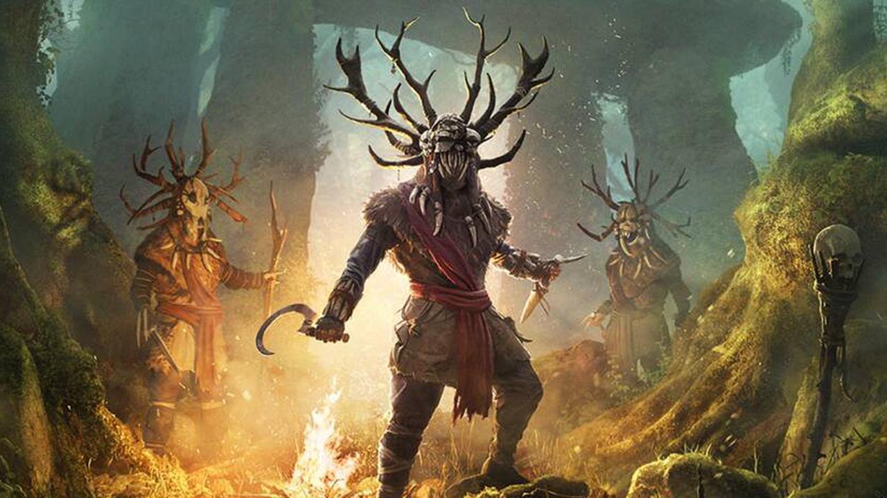 Wrath of the Druids: Le premier DLC d'Assassin's Creed Valhalla sort aujourd'hui
