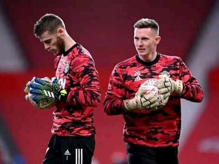 Deano Vs Degea - Is This Rotation? Or Has Degea Lost His Place?