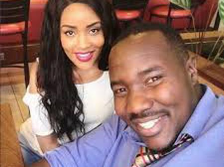 Besties Kitu Gani! Kenyans React After Willis Raburu's Photo With This Female Celebrity Goes Viral