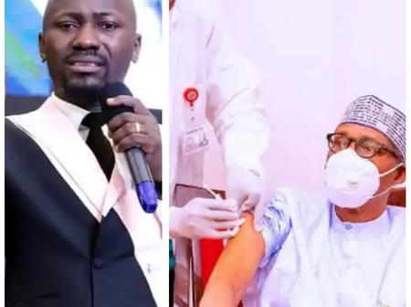 God Showed Me Something Wrong About Covid-19 Vaccine, My Family Will Not Take It - Apostle Suleman
