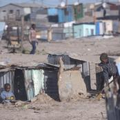 CAPE TOWN: A Mother Of 5 Children Was Evicted After Being Unable To Pay The Rent In Khayelitsha