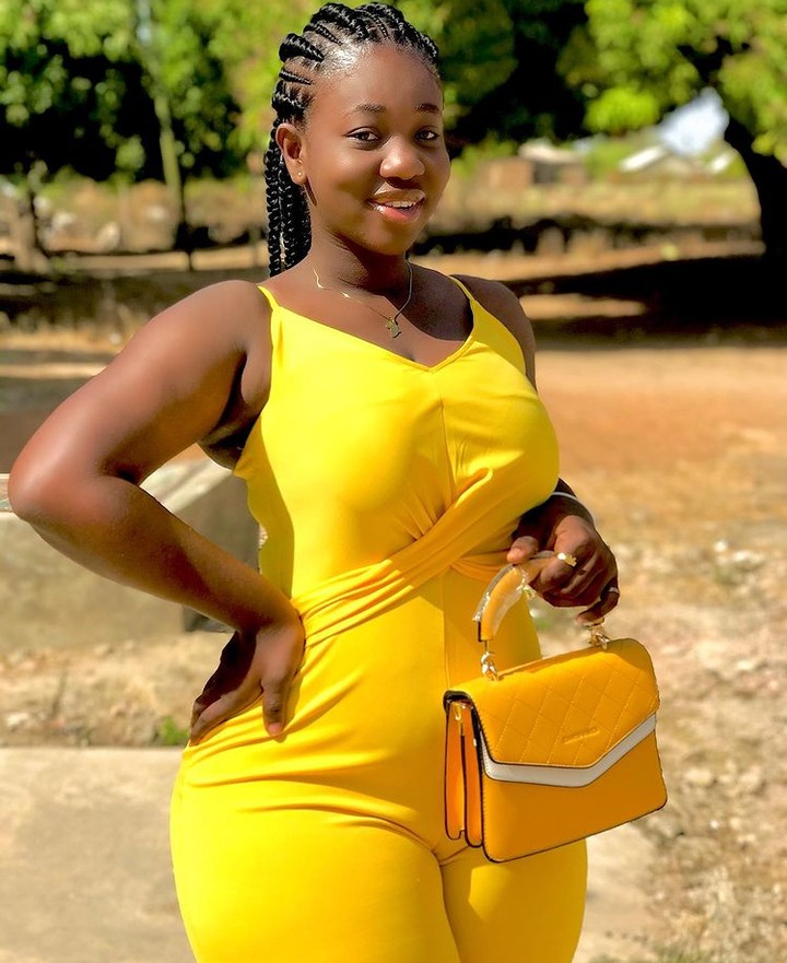 eb259f506de3452cab02bd0d64f3bfb9?quality=uhq&resize=720 - 10 Times Ghana's 'Hottest' Police Officer, Ama Dufie Stun Fans With Her Beauty & Curves