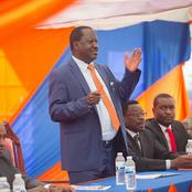 Blow To UDA Party and Tangatanga Leaders As ODM Declares The Following
