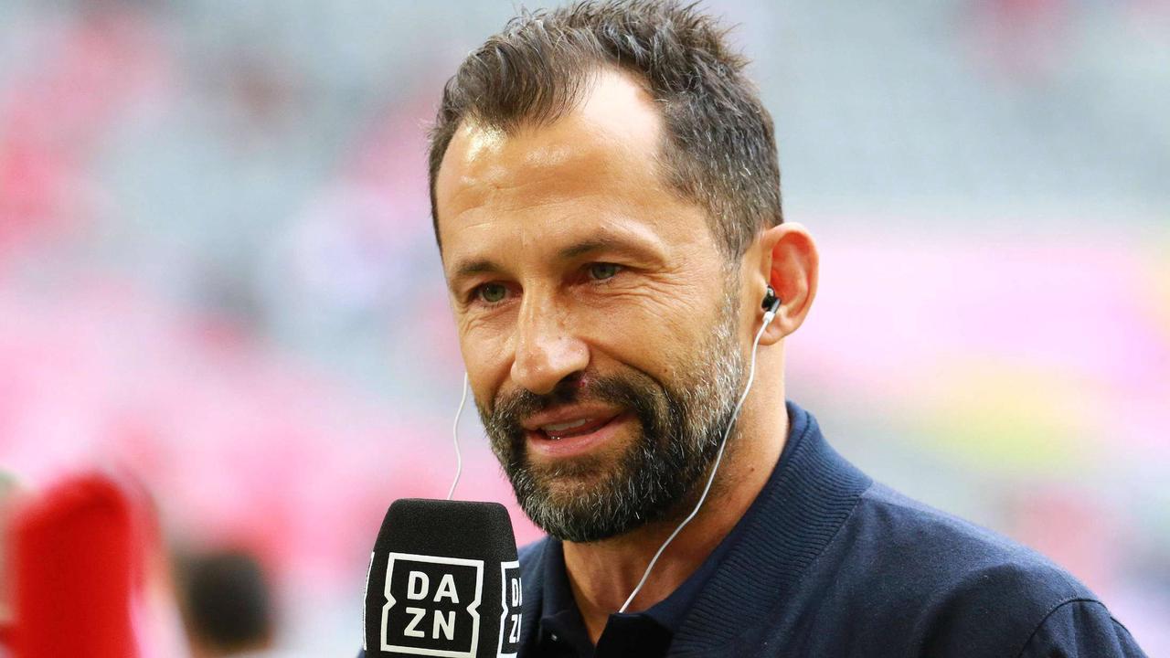 """Bei Frage zu Antonio Rüdiger Live im TV: Salihamidzic weist Laura Wontorra zurecht: """"Es ist nicht ok"""""""