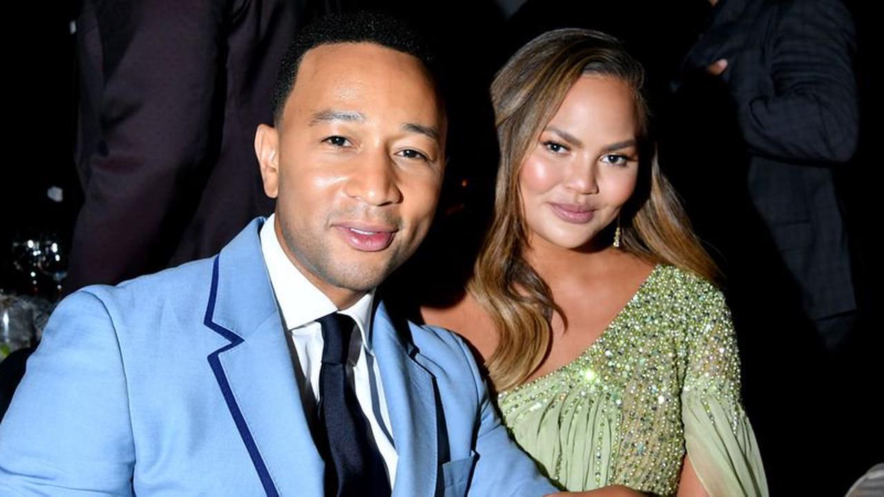 """John Legend: Seiner Chrissy geht's nach Mobbing-Eklat """"gut"""""""