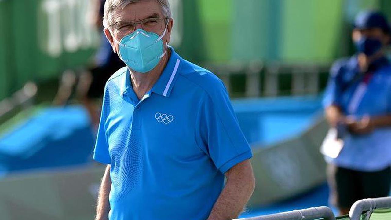 Bach: Russische Athleten haben Anspruch auf Olympia-Start