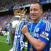 John Terry Is The Favorite To Be Named The Head Coach Of This Top Club In England