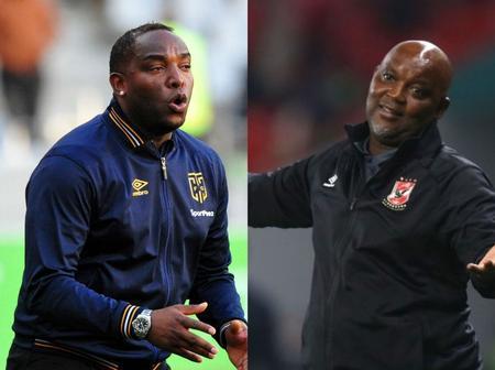 Who Will Be The Next Bafana Coach: Benni McCarthy Or Pitso Mosimane?