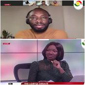 What Is Wrong About 2 Men Having Feelings For Each Other – LGBT Member Quizzes Ghanaians On Live TV.