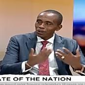 Wamatangi Throws His Predecessor Hon Kangata Under The Bus, Says This About BBI Support in Central